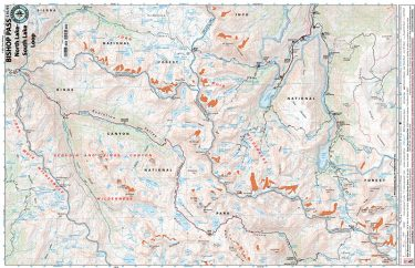 Yosemite Area Maps – Tom Harrison Maps