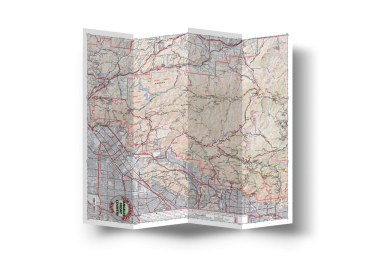 Tom Harrison Maps – Waterproof Topo Maps