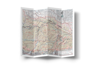 Topographic Map Long Island.Tom Harrison Maps Waterproof Topo Maps
