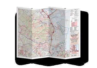 Tom Harrison Maps – Waterproof Topo Maps